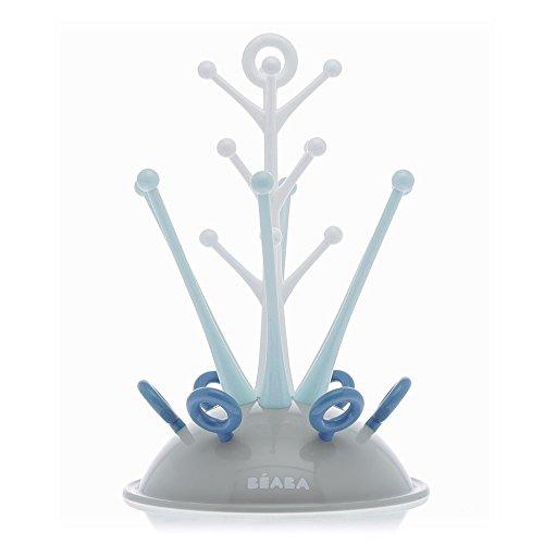 BÉABA Égoutte-Biberons Arbre, Bleu