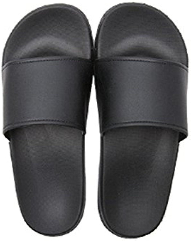 Chaussons HAIZHEN chaussures pour femmes Amateurs de maison avec des pantoufles pantoufles des de fond doux pantoufles d'été...B0751B6Q2LParent 26097f