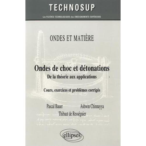 Ondes et Matière Ondes de Choc et Détonations de la Théorie aux Applications Niveau C
