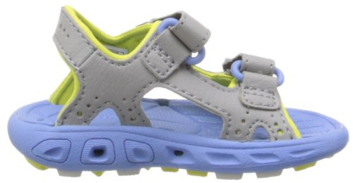 Columbia - Techsun Vent T, Scarpe da arrampicata Unisex – Adulto Grigio (Light Grey/White Cap)