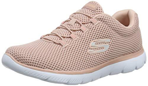 Skechers summits, scarpe da ginnastica donna, rosa (rose ros), 39 eu