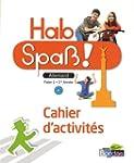 Hab Spa� 1re ann�e • Cahier d'...