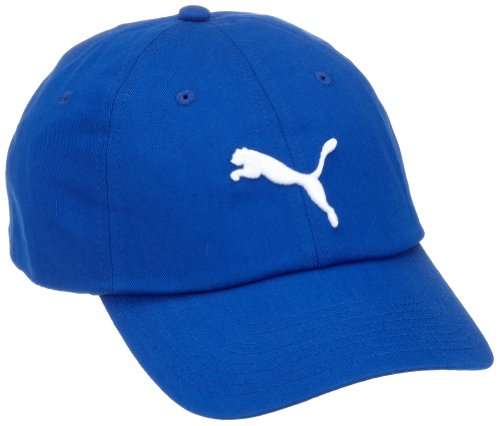 Puma - Cappellino basic, Blu (surf the web), Taglia unica