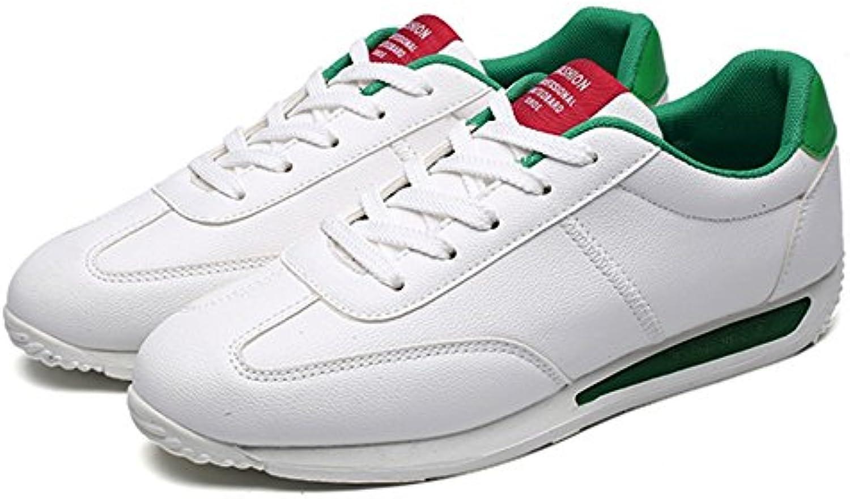 LVZAIXI Schuhe New Fashion Herren Echtes für Casual Man's Dress Schuhe Gemütlich (Farbe : 03  Größe : EU40/UK7