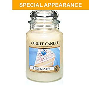 yankee candle celebrate grosses jar a k che haushalt. Black Bedroom Furniture Sets. Home Design Ideas