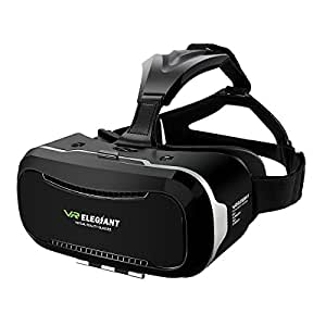 3D VR Headset, ELEGIANT Universal 3D VR Box Brille