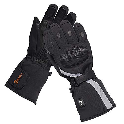 Beheizbare Handschuhe Motorrad Herren und Damen mit