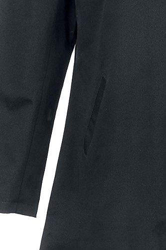Gothicana by EMP Matrix Coat Manteau noir Noir