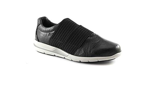 IGI & CO 67463 noir chaussures de sport lacets baskets en dentelle