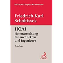 HOAI - Kommentar: Honorarordnung für Architekten und Ingenieure