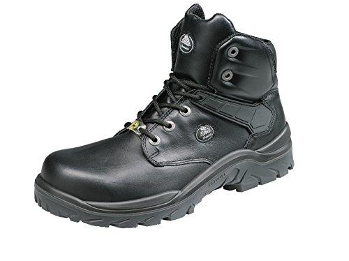 Sapatos Ampla Agem Esd S3 120 Bata Em Xxw46 De Segurança Preto Três 105qfwxp