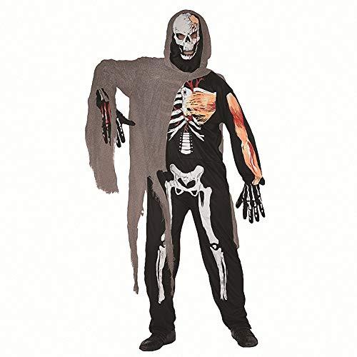 Tdhappy Halloween - Kostüme Cosplay Zombies Schädel Vampire Erwachsene Kinder,Cape Erwachsenen,XL (Kinder Für Vampir-capes)