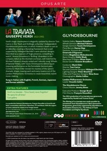 La Traviata/Glyndebourne 2014 [Import italien]