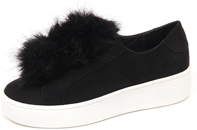 E7696 Sneaker Donna Eco Leather Steve Madden Scarpe Ecopelle Slip on Shoe Woman