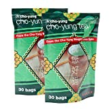 Soul Nutrients Cho-YUNG weight loss tea 2PACKS (60 BAGS)