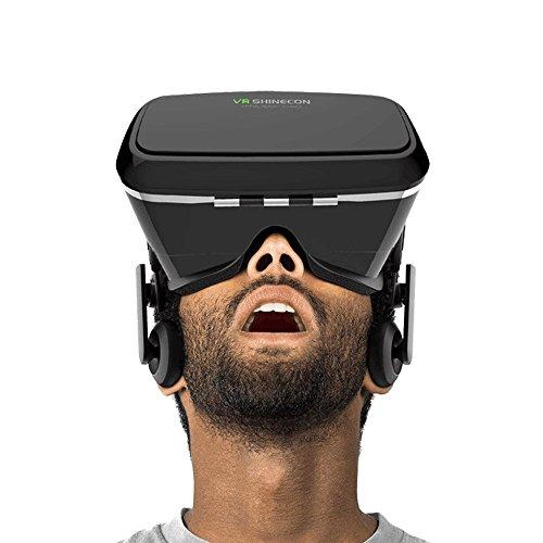 f9c782bce39b Buy Ridlans Shinecon 3D VR BOX Virtual Reality Glasses