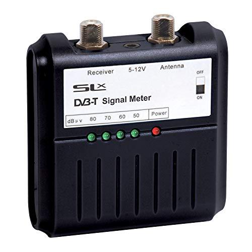 Signaltester Kabelfernsehen SLx 27867R DVB-T Signalstärken-Messgerät