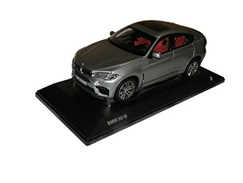 original-bmw-x6-m-f86-miniatur-modellauto-massstab-118-donington-grey-metallic