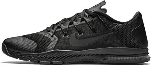 Nike 882119-003, Chaussures de Sport Homme Noir