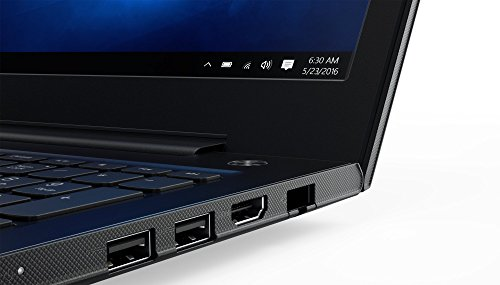 Lenovo ideapad 310S 3962cm 156 Zoll complete HD IPS Anti Glare Notebook Intel root i7 7500U 8GB RAM 256GB SSD Intel HD Grafik 620 Windows 10 dwelling schwarz Notebooks