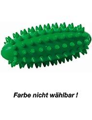 Noppenball lang 11x5cm farb. sortiert(TOGU), Therapiebänder und Igelbälle
