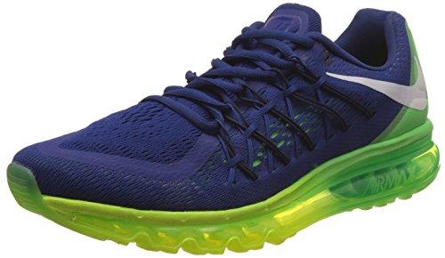 Nike Air Max 2015, Blau Grün, 41 EU