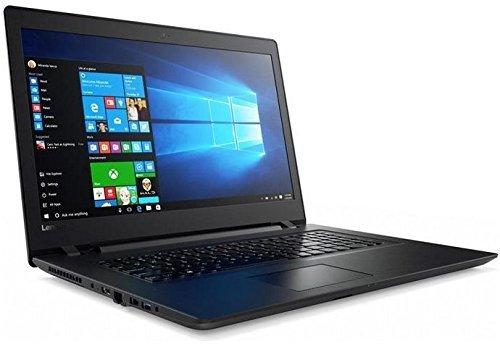 Lenovo (17,3 Zoll) Notebook (Intel Pentium 4415U Dual Core 2x2.30 GHz, 4GB DDR4 RAM, 640GB S-ATA HDD, DVD±RW, Intel HD 610, HDMI, Webcam, Bluetooth, USB 3.0, WLAN, Windows 10 Prof. 64 Bit) [geprüfte erneut verpackte Originalware] #5535 - 2