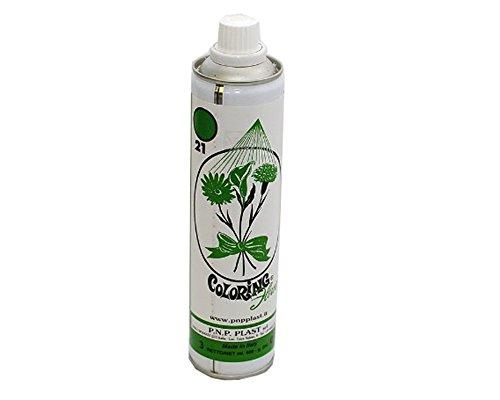 Bombolette Spray Di Vernice Colorata A Base Acquosa Da 400 Ml (Verde Prato)