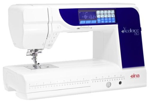 Elna Excellence 730Máquina de coser