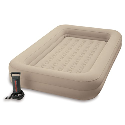 Intex Luftbett KIDZ TRAVEL BED SET 107x168x25 cm, inkl. Pumpe - 2