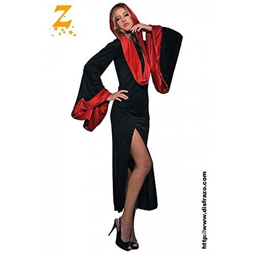 EUROCARNAVALES CS99798 - Vestido de Diablo Seductor (Talla M/L)