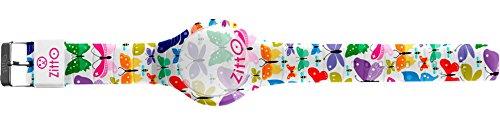 Orologio digitale ZITTO in silicone multicolor GUADALUPA-MINI-FE