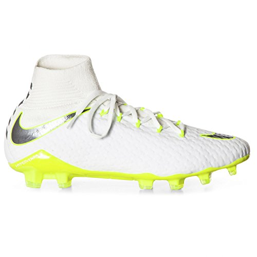 Nike Unisex-Erwachsene Hypervenom 3 Pro DF FG AJ3802 107 Fußballschuhe, Mehrfarbig (Indigo 001), 42 EU