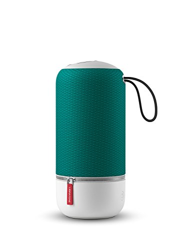 Libratone ZIPP MINI Wireless Multiroom Lautsprecher (360° Sound, WiFi, AirPlay 2, Bluetooth, 10h Akku) Deep Lagoon