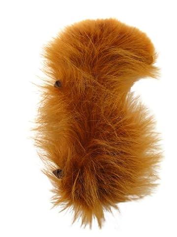 Faschingskostüm Eichhörnchen Schwanz Karneval Kostüm Eichhörnchen für Kinder Herren Männer Frauen Festtage