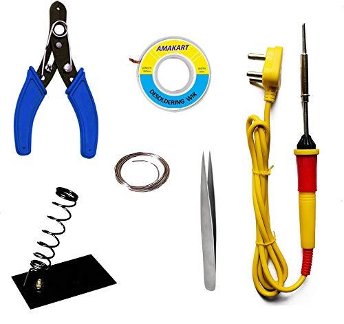 Amakart Soldering kit  Beginner 6 in 1