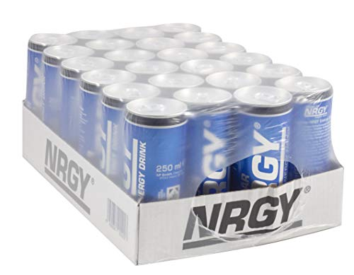 NRGY Regular 96 Dosen 250 ml Energy Drink mit Pfand
