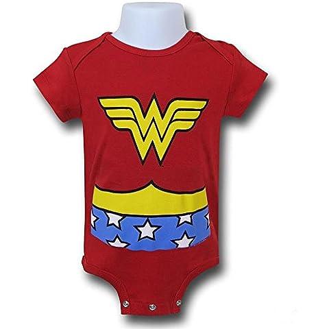 Costume da Wonder Woman Body da Neonato