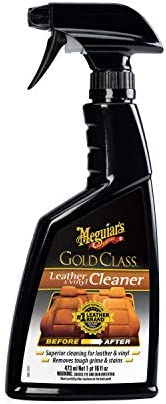 Meguiars Gold Class Leather & Vinyl CleanerG1