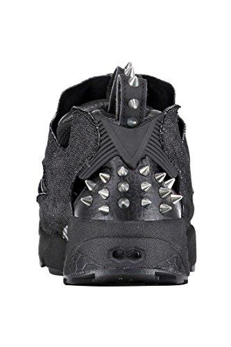 Reebok Ar1716 Instapump Fury Og Hw Black Silver Black