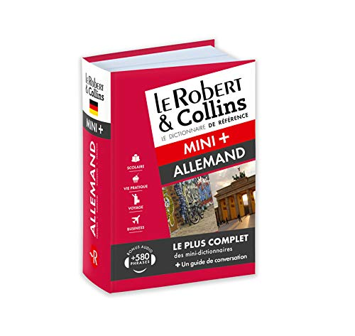Dictionnaire Le Robert & Collins Mini Plus allemand