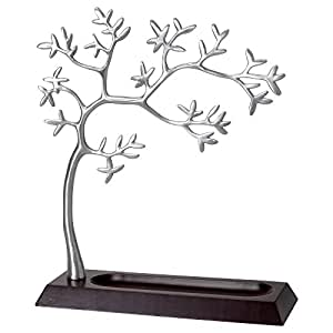 Ikea gioielli albero legno metallo 35 cm porta gioielli casa e cucina - Porta orologi ikea ...