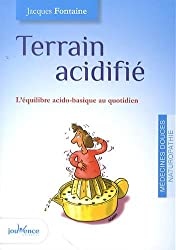 Terrain acidifié