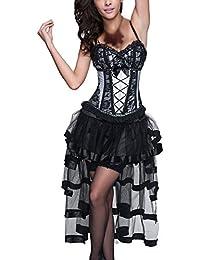 Dissa® WKD8120&7084 femme Lingerie Bustiers et corsets sexy