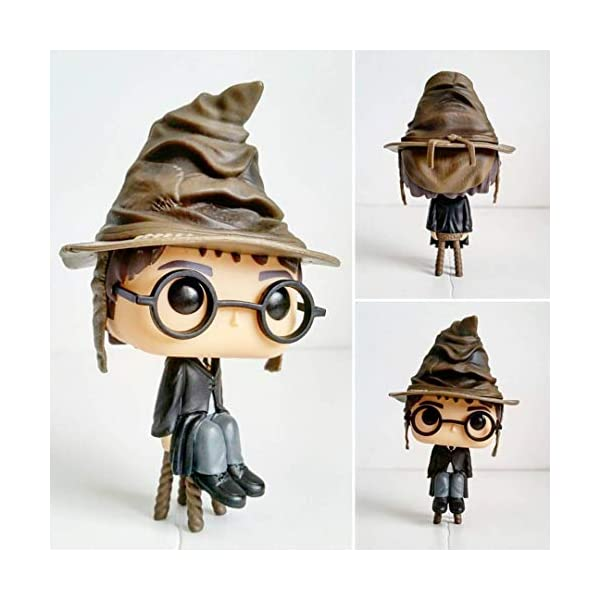 Funko Pop Harry con Sombrero Seleccionador (Harry Potter 21) Funko Pop Harry Potter