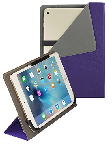 Vanctec Universal Tablet Case 7 Zoll, Universal Tablet Case 8 Zoll, Tablet PU Leder Folio Stand Cover mit Multi-Angle Stand Kamera frei für Andriod Windows Tablet ASUS, Acer, RCA, Dell, HP - Zoll-rca Case Tablet 8