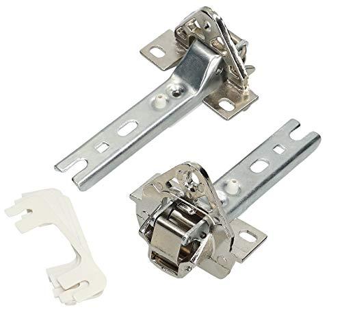 Türscharnier Scharnier Kühlschrank Tür für Bosch Siemens Constructa Neff 268698