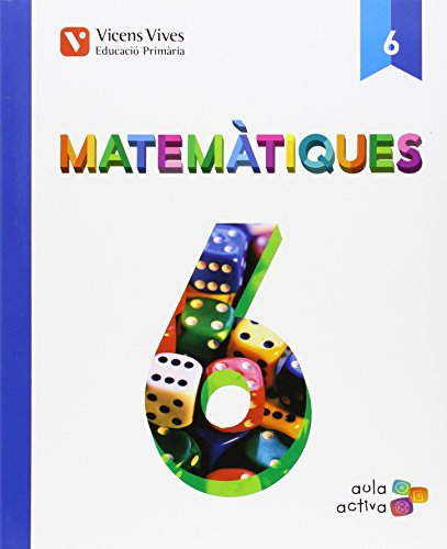 Matematiques 6 (aula activa): 000001