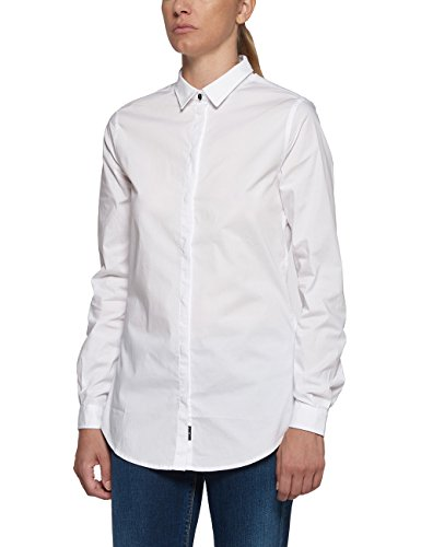 Replay W2925 .000.80279a, Blouse Femme Blanc (Optical White)
