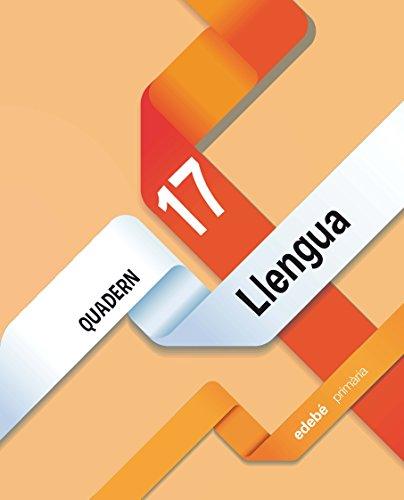 Quadern Llengua 17 - 9788468304465
